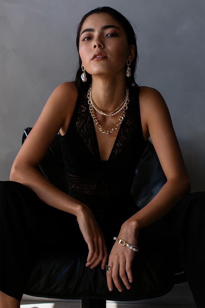 Demi-fine jewelry brand F+H Jewellery