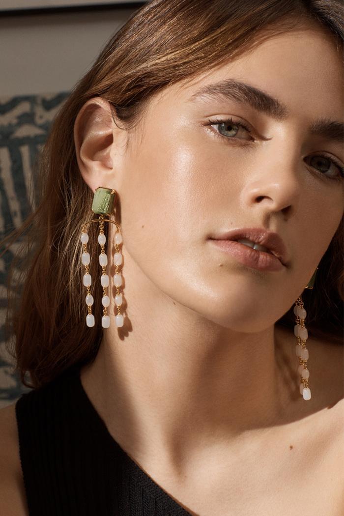 Demi-fine jewelry brand Ejing Zhang