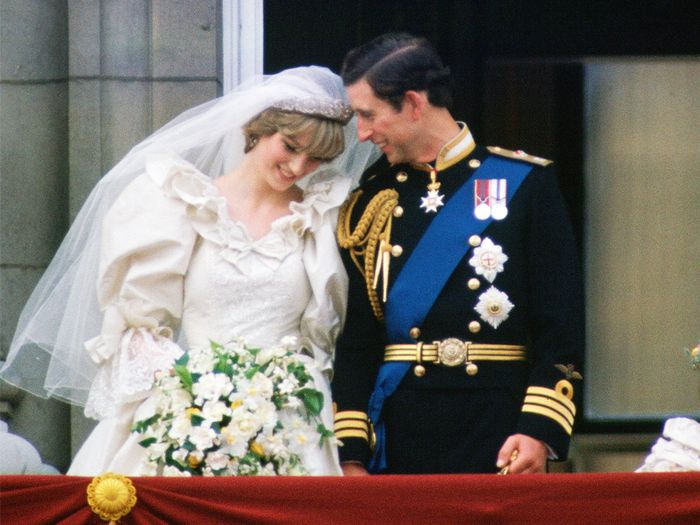 Princess Diana in The Crown
