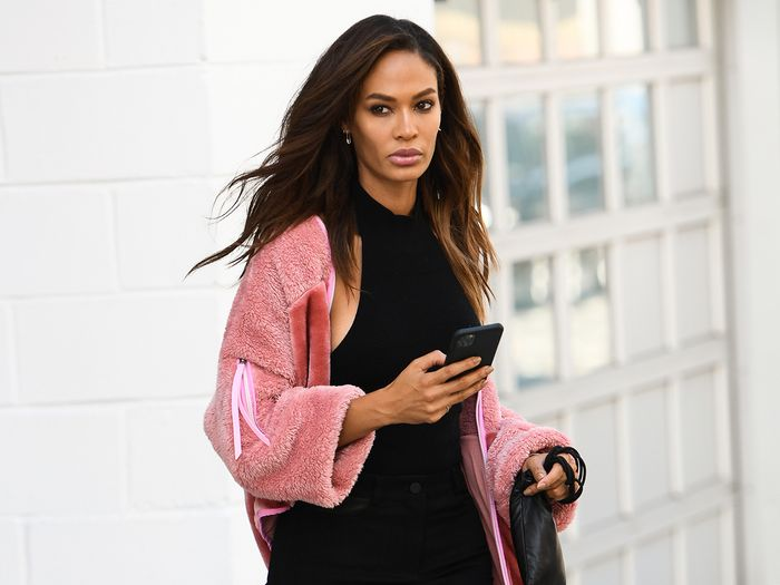 Joan Smalls Wore the New Uggs That Are Likely to Sell Out By October