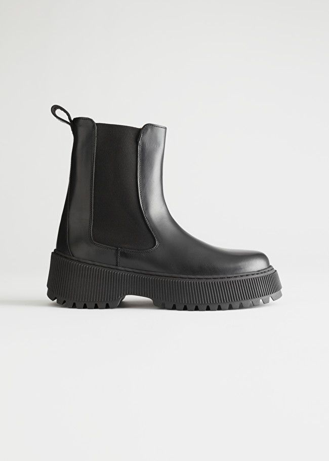 The 32 Best Chunky Boots to Invest in