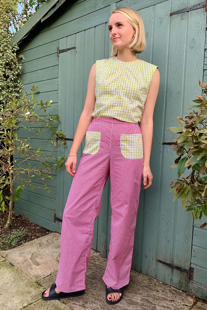 Home sewing trend 2020