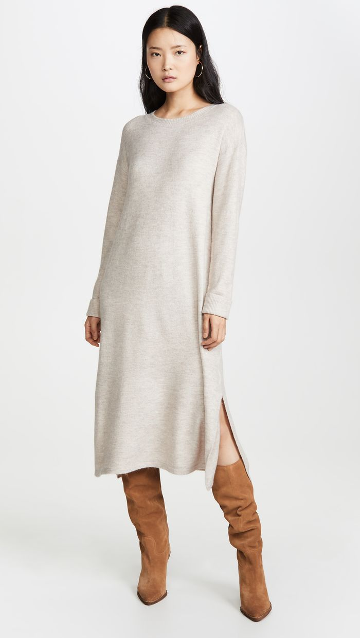 The 8 Best Oversize Sweaterdresses That Are So Comfortable  Who