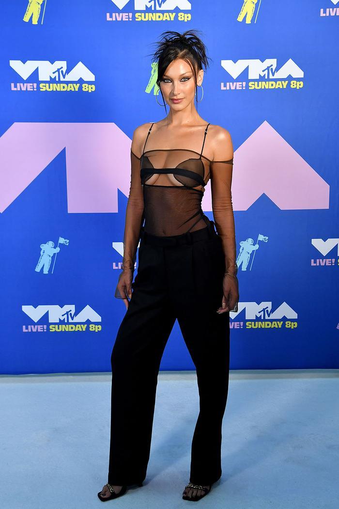 Bella Hadid 2020 MTV VMAs