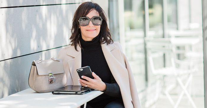 I'm a 55-Year-Old Former Nordstrom Buyer—These 8 Fall Basics Work for Everyone