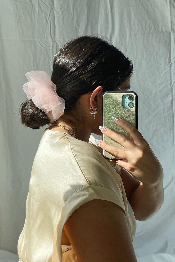 scrunchies for fall
