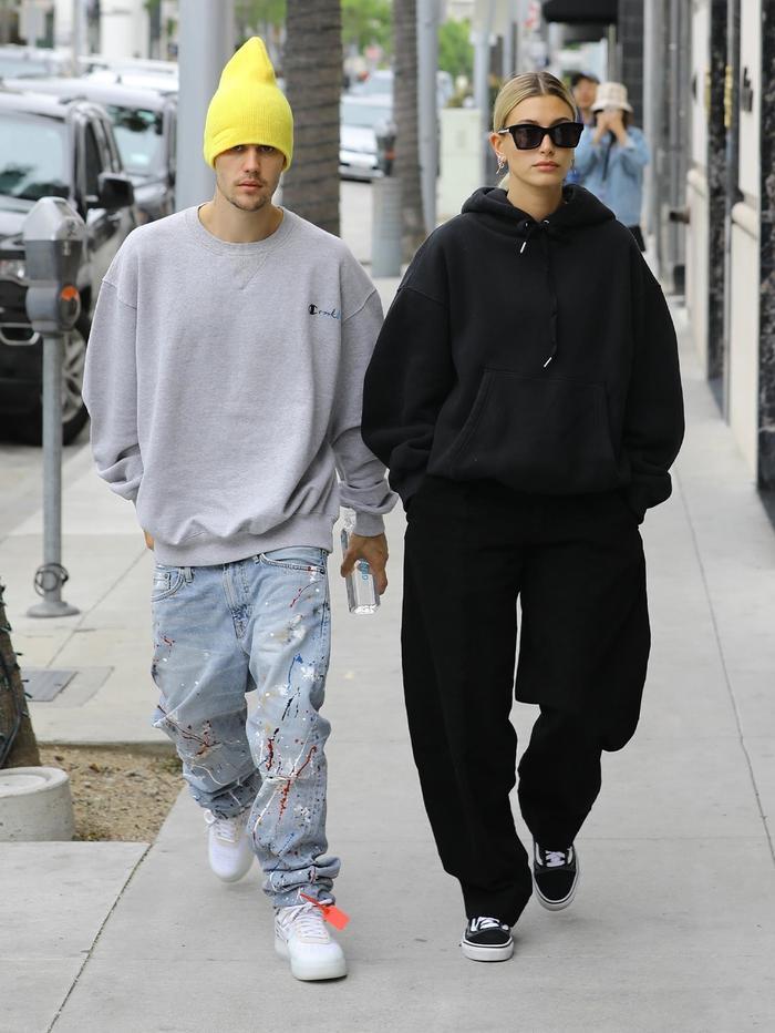 Best Oversize Clothing Hailey Bieber