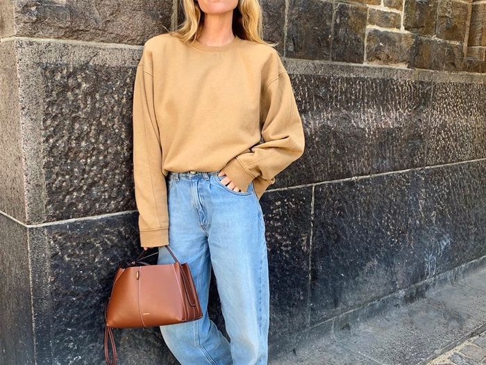 The Sweatshirt Trend Zara and H&M Have Convinced Me I Need