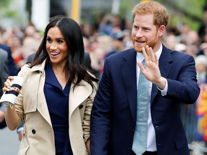 Meghan Markle and Prince Harry's Netflix TV Shows and Movies