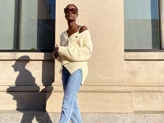 "If Your Motto Is ""When in Doubt, Wear Jeans,"" These Denim Outfits Will Work Best"