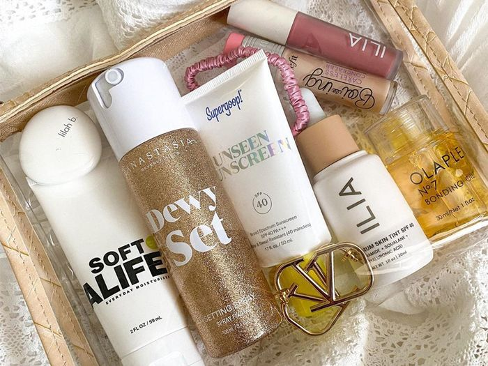 The 5 Toxic Products I Tossed From My Makeup Bag—and What I Replaced Them With