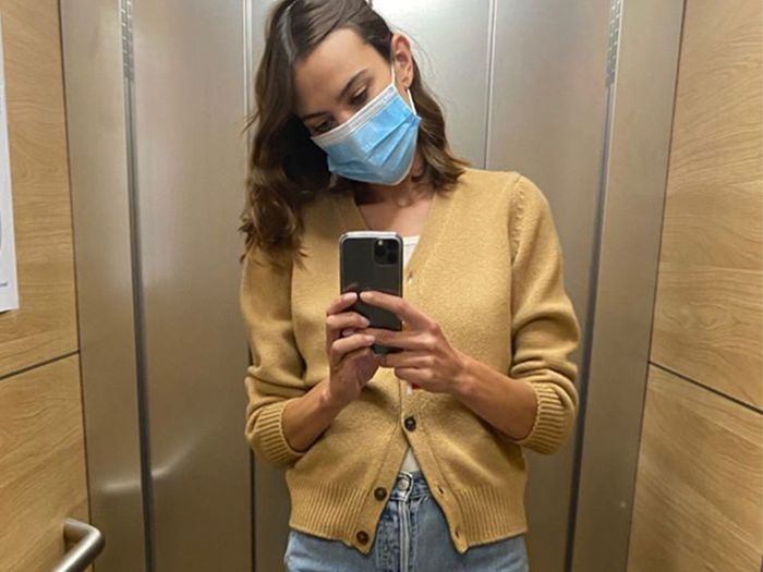 Alexa Chung Just Wore the Perfect Autumn Outfit Formula