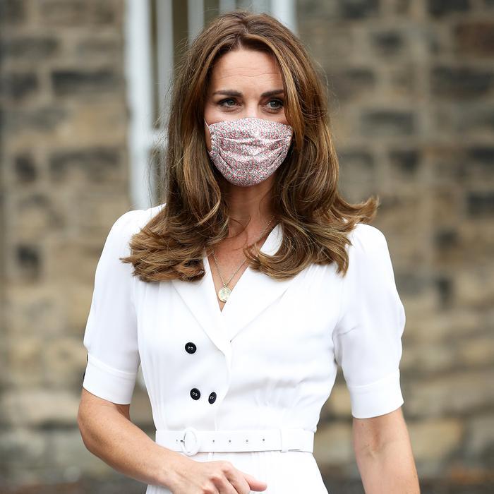 Kate Middleton Face Mask Fancy