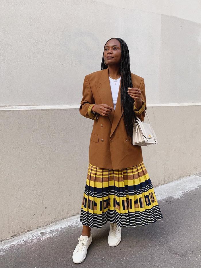 French-girl fashion fall
