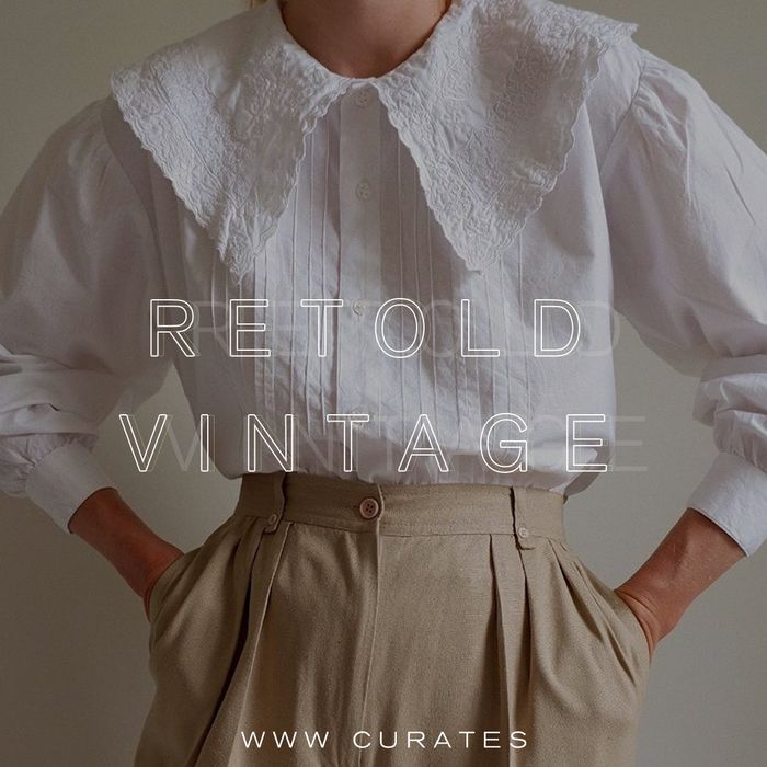 Who What Wear curates: Retold Vintage