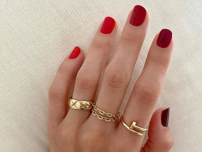 7 Stylish Nail-Art Looks That Are Shockingly Easy to Re-Create