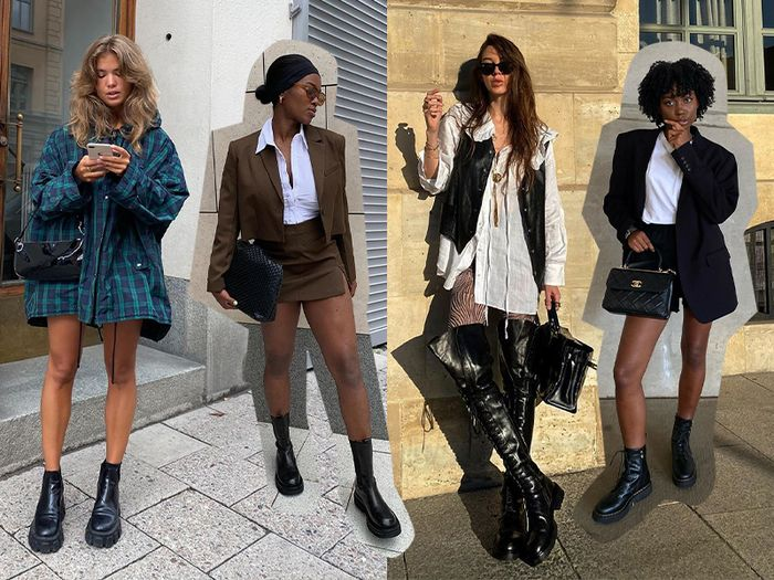 Popular Fall Boot Trends