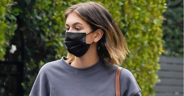 Kaia Gerber Wore the Updated Ugg Boots Selling Like Crazy