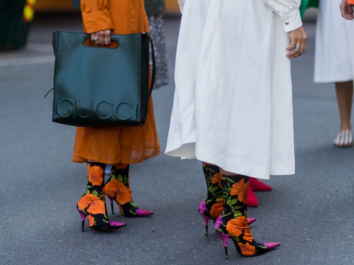 The Greatest Fashion Week Street Style Looks of All Time