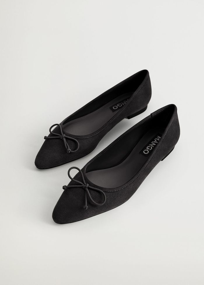24 Of The Best Pairs Of Black Flats For Women Who What Wear