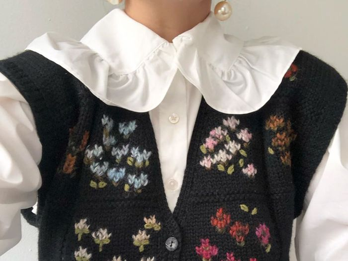 It's 6 Days Until Fall, Let's Go Vintage Sweater Shopping Shall We?