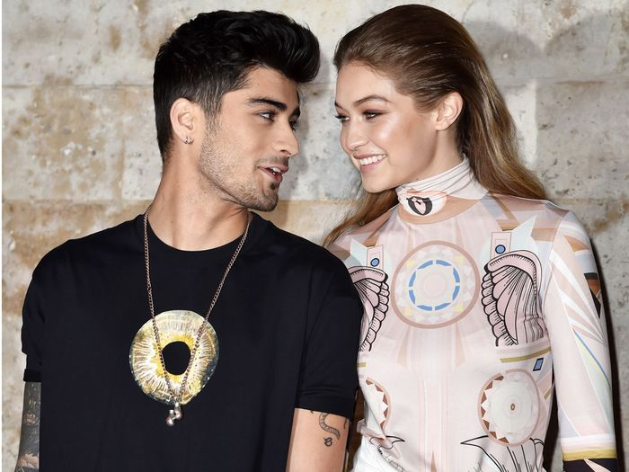 Gigi and Zayn Just Announced Their Baby's Arrival in the Cutest Way