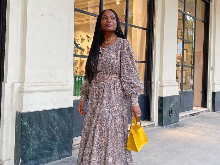 The best floral dresses for fall