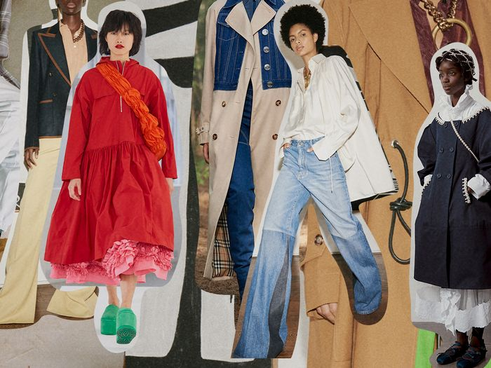 Best trends from London Fashion Week Spring 2021
