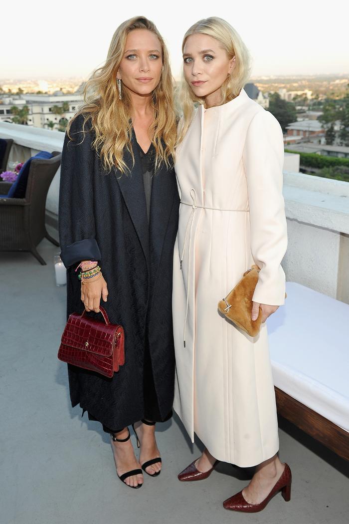 Olsen Twins Style: Maxi Coats