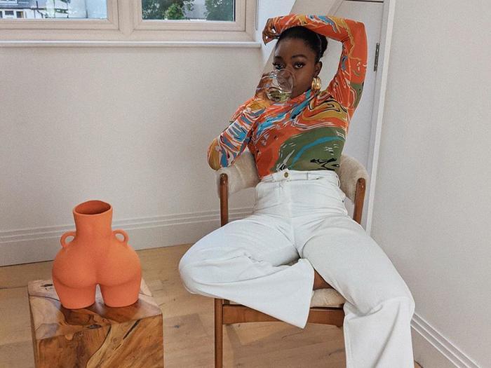 Meet the Designer Behind Instagram's Coolest Dress