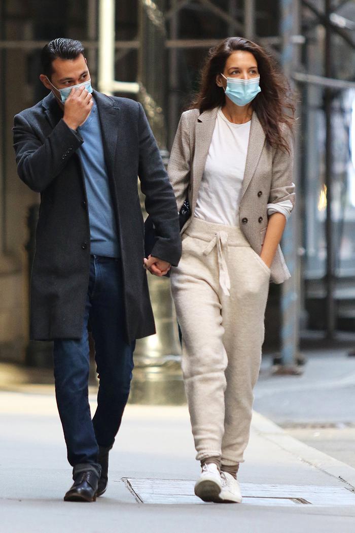 Katie Holmes and new boyfriend