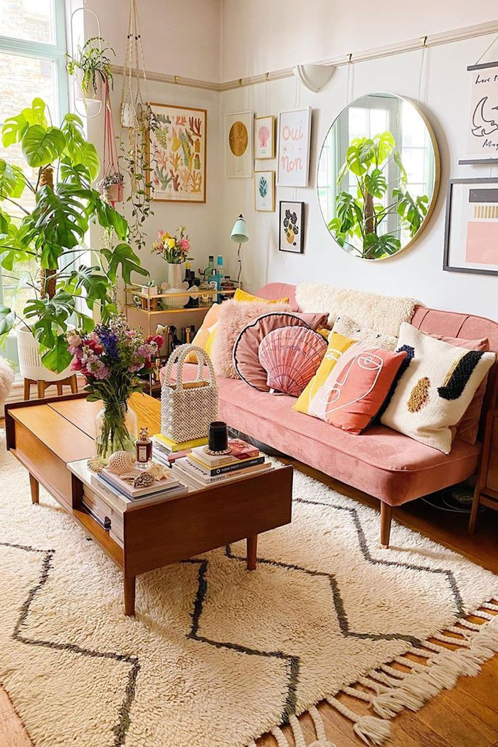 Mid century interiors edit
