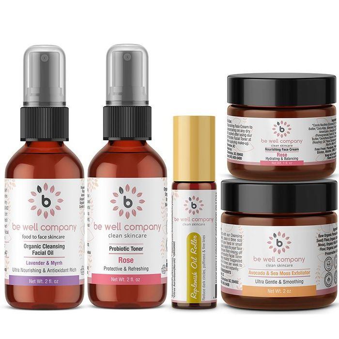 Be Well Clean Skincare Graceful Aging Face Kit