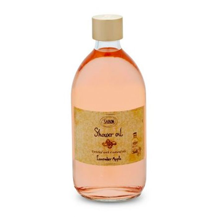 Sabon NYC Lavender Apple Shower Oil