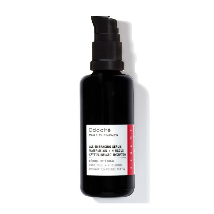 Odacité All-Embracing Serum Watermelon + Hibiscus Crystal Infused Hydration