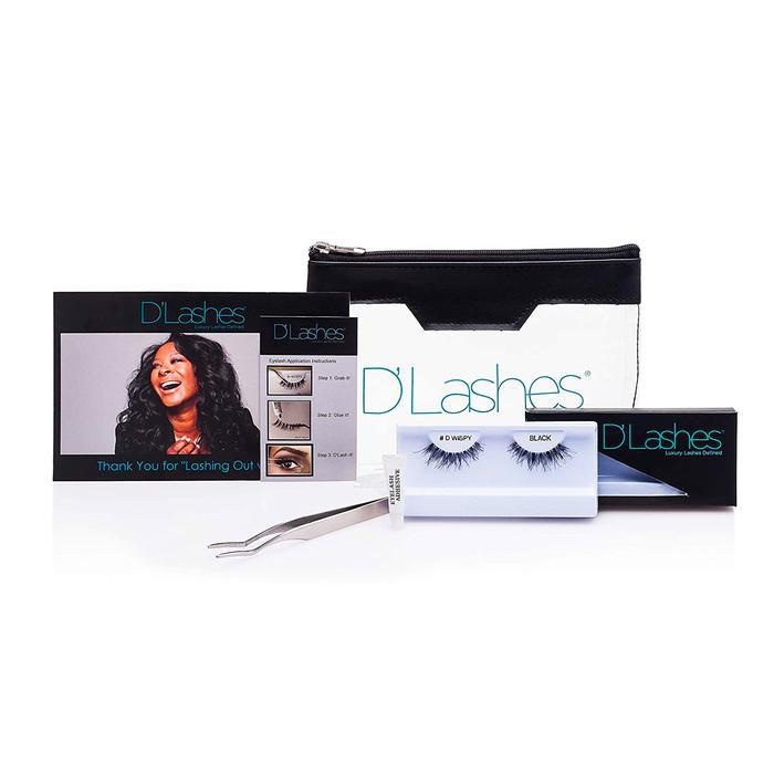 D'Lashes Luxury Lashes Lash Essentials Kit