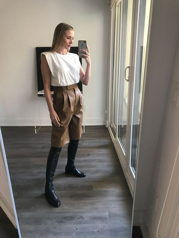 Fall outfits with boots from fashion editor Kristen Nichols