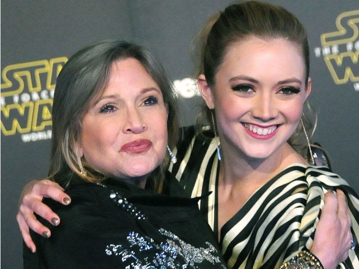 Billie Lourd Secretly Gave Birth—and the Name Honors Her Mom, Carrie Fisher
