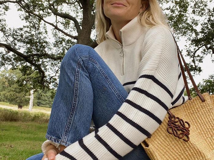 4 Ways To Wear a Classic Breton Top