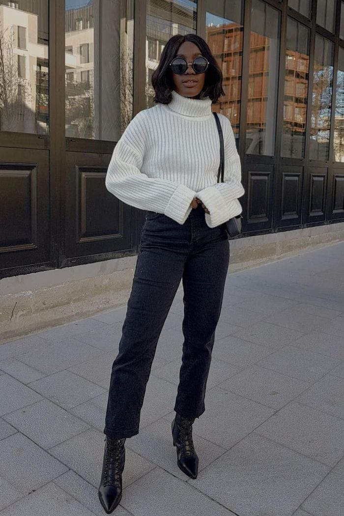 chunky knit sweaters