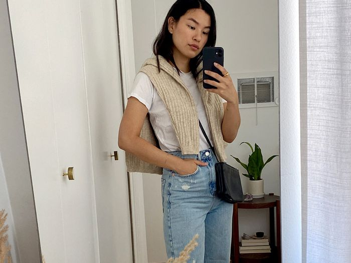 5 Editors on Their All-Time Favorite Fall Denim Outfits