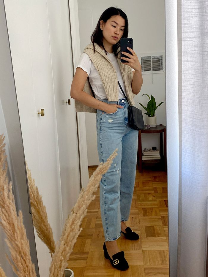 Classic denim outfits