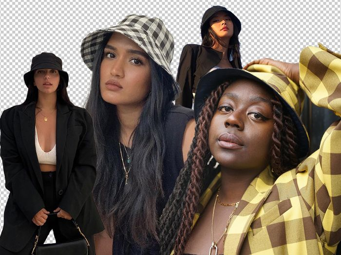 Bucket hat outfit ideas