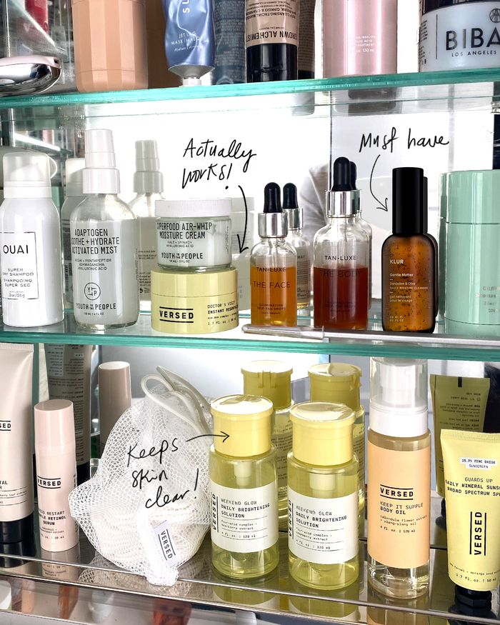 Melanie Bender's Favorite Beauty Products