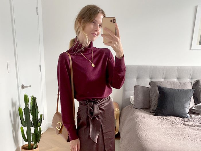 5 Stylish Ways Our Editors Are Wearing Their Favorite Fall Sweaters