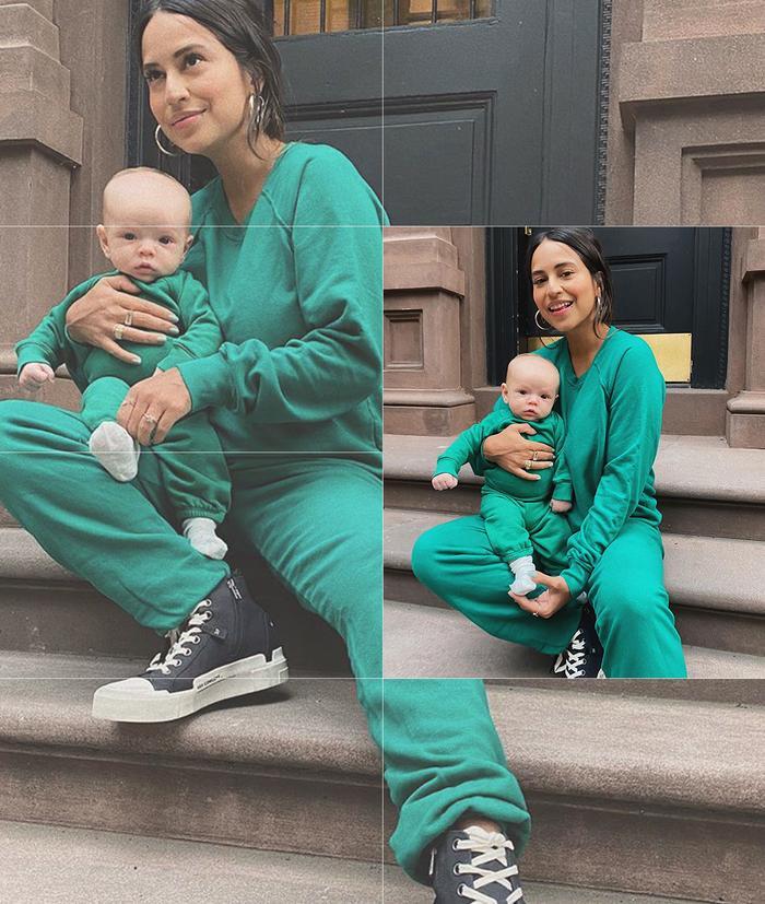 Cyndi Ramirez-Fulton and baby
