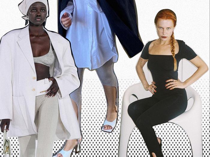 Stirrup Leggings Trend