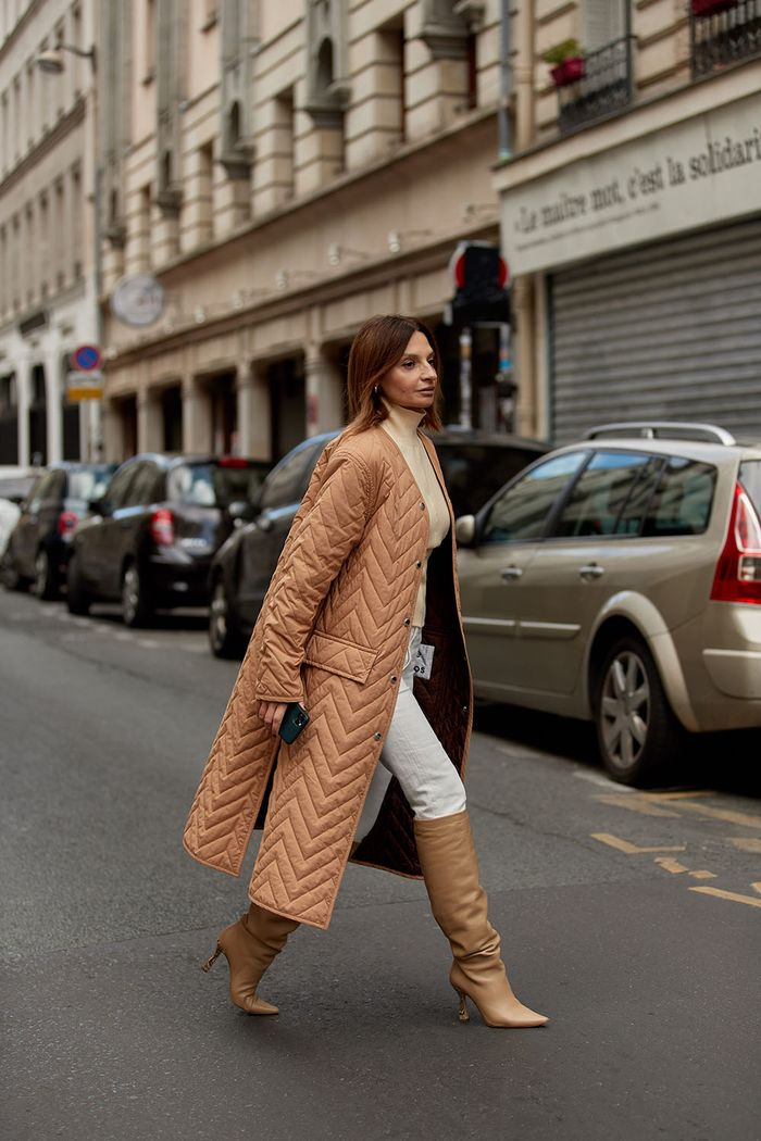 Paris fashion week street style outfits