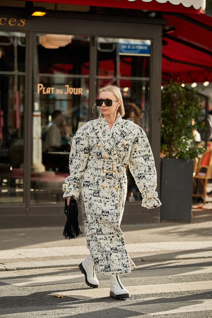 best Paris fashion week street style looks