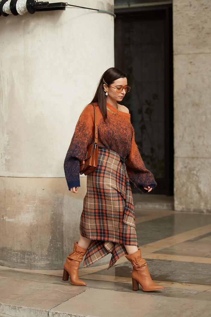 best street style from Paris fashion week